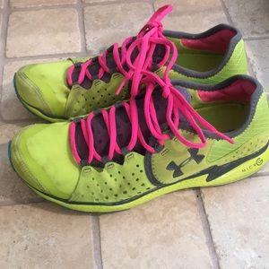 Adorable Under Armour Tennis Shoes